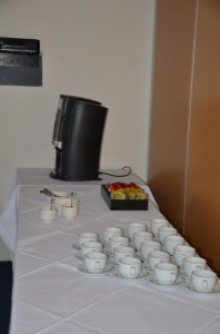 Conference Tea and Coffee
