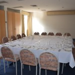Lincoln Room Boardroom Dinner