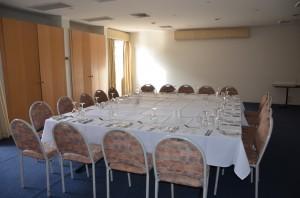Lincoln Room Boardroom Dinner